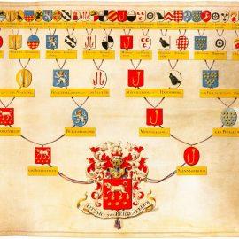 Kwartierstaat von Berckefeldt